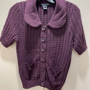 Marc by Marc Jacobs Button Up Cardigan